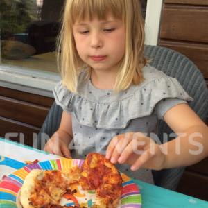 pizza kinderfeestje bij je thuis