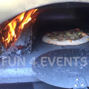 pizza kinderfeestje